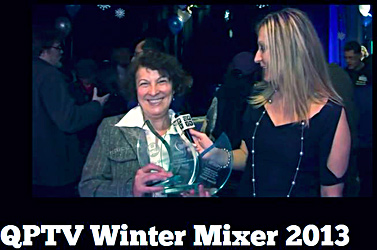 Bircan Ünver, QPTV - Winter 2013 - with 3 Awards