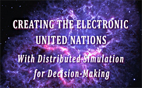 CREATING THE ELECTRONIC UNITED NATIONS - Featuring: Dr. Takeshi UTSUMI