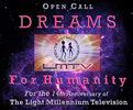 Open Call for the 14th Anniversary of the Light Millennium Television - LMTV