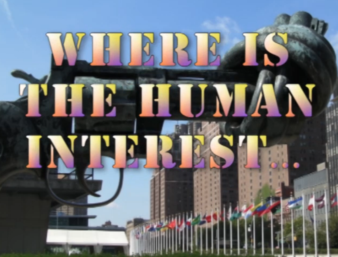 LMTV-UNNGO PROFILES: WHERE IS THE HUMAN INTEREST... THE LIGHT MILLENNIUM