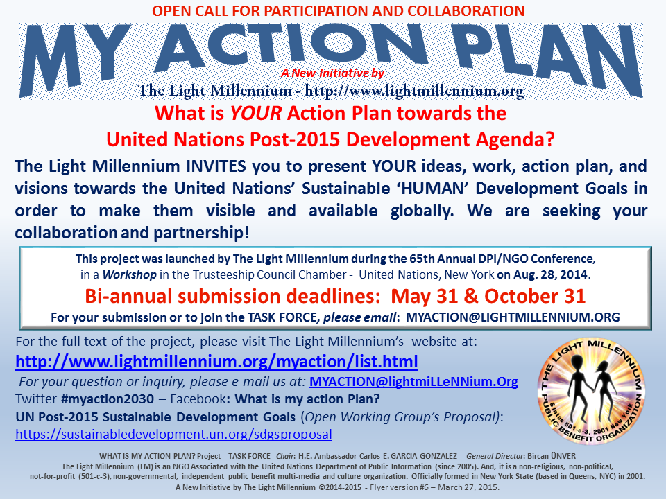 WHAT IS MY ACTION PLAN? with new deadlines